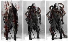 In this exclusive gallery of brilliant concept art, Ikumi Nakamura,   concept artist at Tango Gameworks, talks us through the visual creation of   the nightmarish horror game.