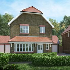 The Westcott is a 3 bedroom detached house with single garage and driveway parki… Single Bedroom, Master Bedroom, Handmade Fitted Wardrobes, South Facing Garden, Family Bathroom, Kitchen Dining, Dining Room, Bay Window, Detached House