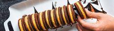 Pumpkin Cookie Sandwiches