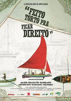 """O documentário """"Feito Torto Pra Ficar Direito"""" foi feito, entre outros, a partir dos depoimentos de mestres da carpintaria naval tradicional brasileira espalhados por todo o Brasil, es…"""