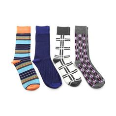 Stripe Deco Combo Set Of 4 now featured on Fab.