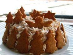 Paella, Gingerbread Cookies, Muffin, Pie, Breakfast, Desserts, Christmas, Food, Gingerbread Cupcakes