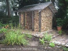 Woodshed is an entrant for Shed of the year 2012 via @unclewilco