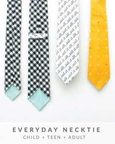 trendy sewing projects for men tie pattern Beginner Sewing Patterns, Easy Sewing Projects, Sewing Projects For Beginners, Sewing Basics, Free Sewing, Sewing Hacks, Sewing Crafts, Sewing Tips, Pattern Sewing