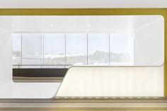 Project: Fraunhofer Institute, Porto, Portugal  Realisation: PEDRA SILVA ARQUITECTOS & LIGHT2LIFE, Lisboa, Portugal  Lighting: PROLICHT Götzens, Austria Portugal, Lighting Design, Valance Curtains, Austria, Home Decor, Porto, Architects, Light Design, Decoration Home