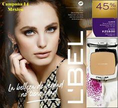 Campaña 14 LBel Mexico. Catalogo de cosmeticos Belcorp, maquillaje de moda, cosmeticos de verano