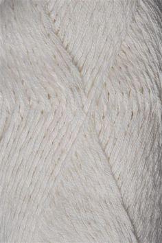 Sandnes garn Line - Hvit