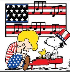 Patriotic music.