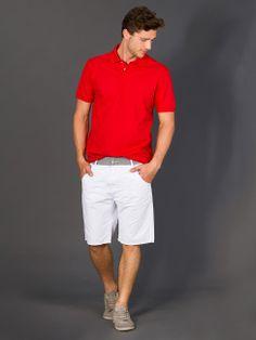 Polo clássica vermelha na Lets - http://www.cashola.com.br/blog/moda/selecao-de-roupas-para-o-natal-em-diversas-ocasioes-393
