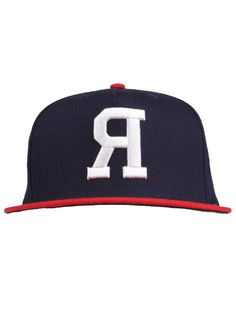Rook Clothing Big R Snapback Hat - Navy Red  26.00  rook. Rapheal Chishm ·  Top Gear · actually making hats ... ac9ea0e6e87d
