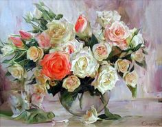 Saidov Aydemir - bouquet of roses
