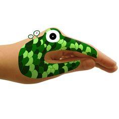 tat1 Divertidos tattoos para pequeñas manos