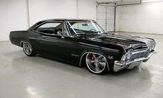 "Steve Ferrante's ""1965 Impala SS Resto-Mod"""