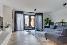 Nieuwbouw Heerhugowaard | Lifs Living Room Built Ins, Home Living Room, Living Room Designs, Interior Architecture, Interior Design, Inside Home, Living Styles, Home Look, Detached House