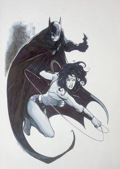 Batman n WW.