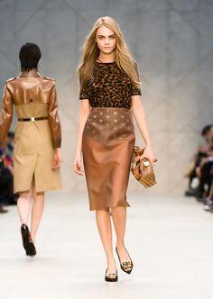 Burberry Prorsum Autumn Winter 2013.14 Womenswear Collection