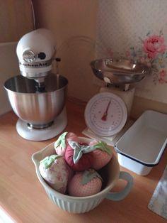 Cucito creativo Country Kitchen, Photo And Video