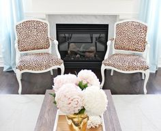 Amazing chairs we did!