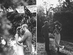 so sweet Organic Fruit Farm Wedding: Xanthe + Sam
