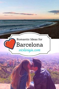 The best Romantic Ideas for couples in Barcelona I Couple travel I Barcelona I S… Romantic Vacations, Romantic Getaways, Romantic Travel, Couple Travel, Romantic Things To Do, Romantic Ideas, London Attractions, Reisen In Europa, Overseas Travel