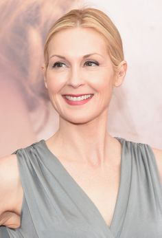 Actress Kelly Rutherford attends 'The Age of Adaline' premiere at AMC Loews Lincoln Square 13 theater on April 19 2015 in New York City