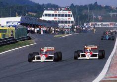 f1 Hoje, um quarto de século desde o GP de Portugal de 1988.