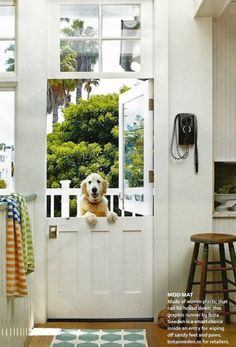 Dreaming Of A Dutch Door {My New House}   The Inspired Room
