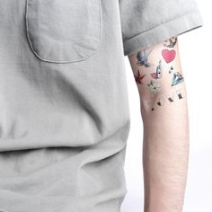 Comic Book Artists, Comic Books, Temporary Tattoo, Tattoos, Temp Tattoo, Tatuajes, Comic Strips, Japanese Tattoos, Cartoons