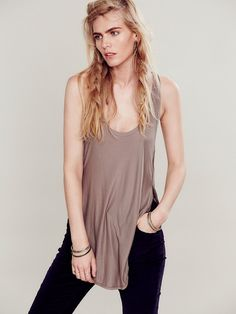 We The Free Silo Tank at Free People Clothing Boutique