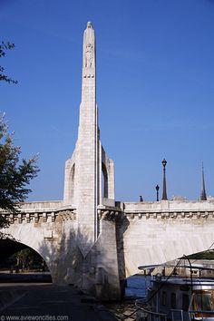 Pont de la Tournelle, Paris V