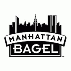 Manhattan Bagel Logo