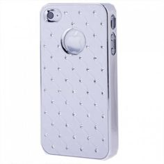 Diam Stylish IPhone Case White : http://www.gogetsell.com/accessories-for-iphone-44s