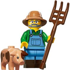 LEGO Minifigures Series 15 1-16 - Farmer