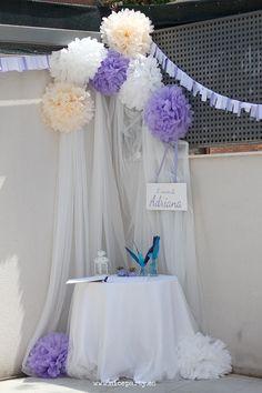 Nice Party: La comunión lila de Adriana | Niceparty