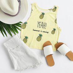 Pineapple cute.