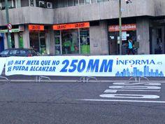 Patrocinamos la Carrera Solidaria Madrid Emprendedores Carrera Solidaria, Madrid, Broadway Shows, Racing, Goals, Events