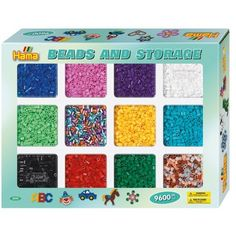 Witajcie:) Kolorowy zawrót głowy:)  Takiej ilości koralików w jednym opakowaniu u nas jeszcze nie było:)  Aż 9'600 koralików Hama w rozmiarze midi w 12 różnych kolorach w zestawie Hama 2095 w podręcznym pudełku z sorterem dla dzieci od lat 5.  Lepiej, żeby się nie wysypały :)  http://www.niczchin.pl/midi-koraliki-hama-w-tubie/3469-hama-2095-koraliki-midi-9600-sztuk.html  #koralikihama #hamamidi #zabawki #niczchin #kraków
