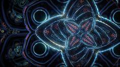 Ben Ridgway - Cosmic Flower Unfolding
