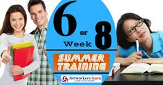 Networkersguru is here to fulfill all your needs and expectations through our summer training program in Gurgaon/Delhi NCR with 100% satisfaction.