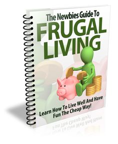 Frugality!
