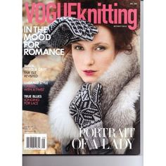VOGUE Knitting Magazine. International. Fall. 2011. Various Books