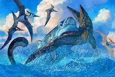 Prehistoric giant shark - Megalodon
