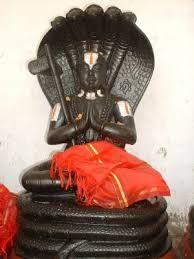 In Krit yuga it is the Lord who is reclining on the adishesha  In Treta Yuga Lord is Sri Rama & Ananthan is Lakshmana  In Dwapara Yuga, Lord is Sri Krishna & Ananthan is Balarama  In Kali Yuga, Lord is Koorthazhwan & Ananthan is Ramanuja.