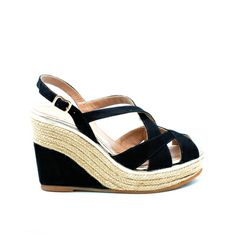 Gaimo SS14 Lais Wedge Sandals | Spanish Espadrilles | Spanish Fashion - SPANISH SHOP ONLINE | Spain @ your fingertips