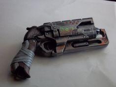 Steampunk Nerf Zombiestrike HammerShot