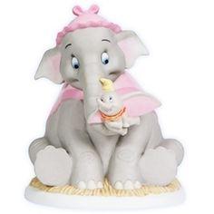 Precious Moments Disney Dumbo Your Love Is So Comforting Figurine 114708   eBay