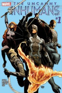 Uncanny Inhumans Vol. 1 (Cover Artist: Steve McNiven) Release Date: Marvel Comics Art, Marvel Comic Books, Marvel Heroes, Marvel Characters, Marvel Dc, Poster Marvel, Book Characters, Free Comic Books, Comic Book Covers
