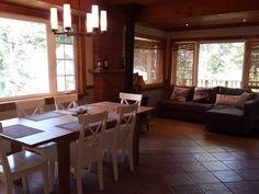 Aire principale salle à manger et salon