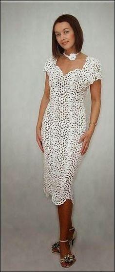 Encaje para confeccionar vestido de fiesta / patrones gratis
