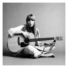 Joni Mitchell - embodiment of complexity and other-worldliness. Ultimate female.